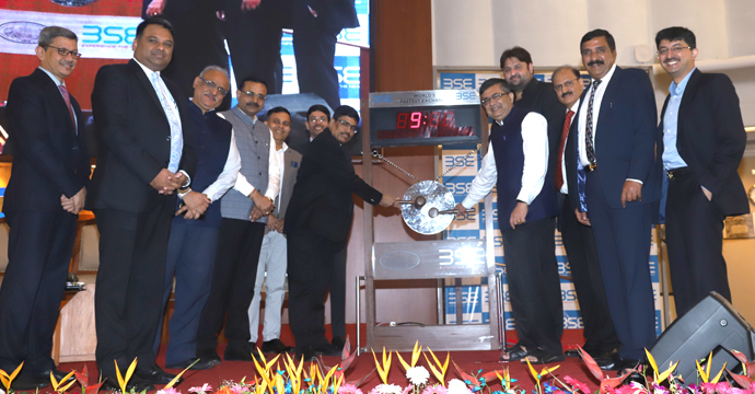 Bell Ringing Ceremony Launch of Commodity Segment on BSE