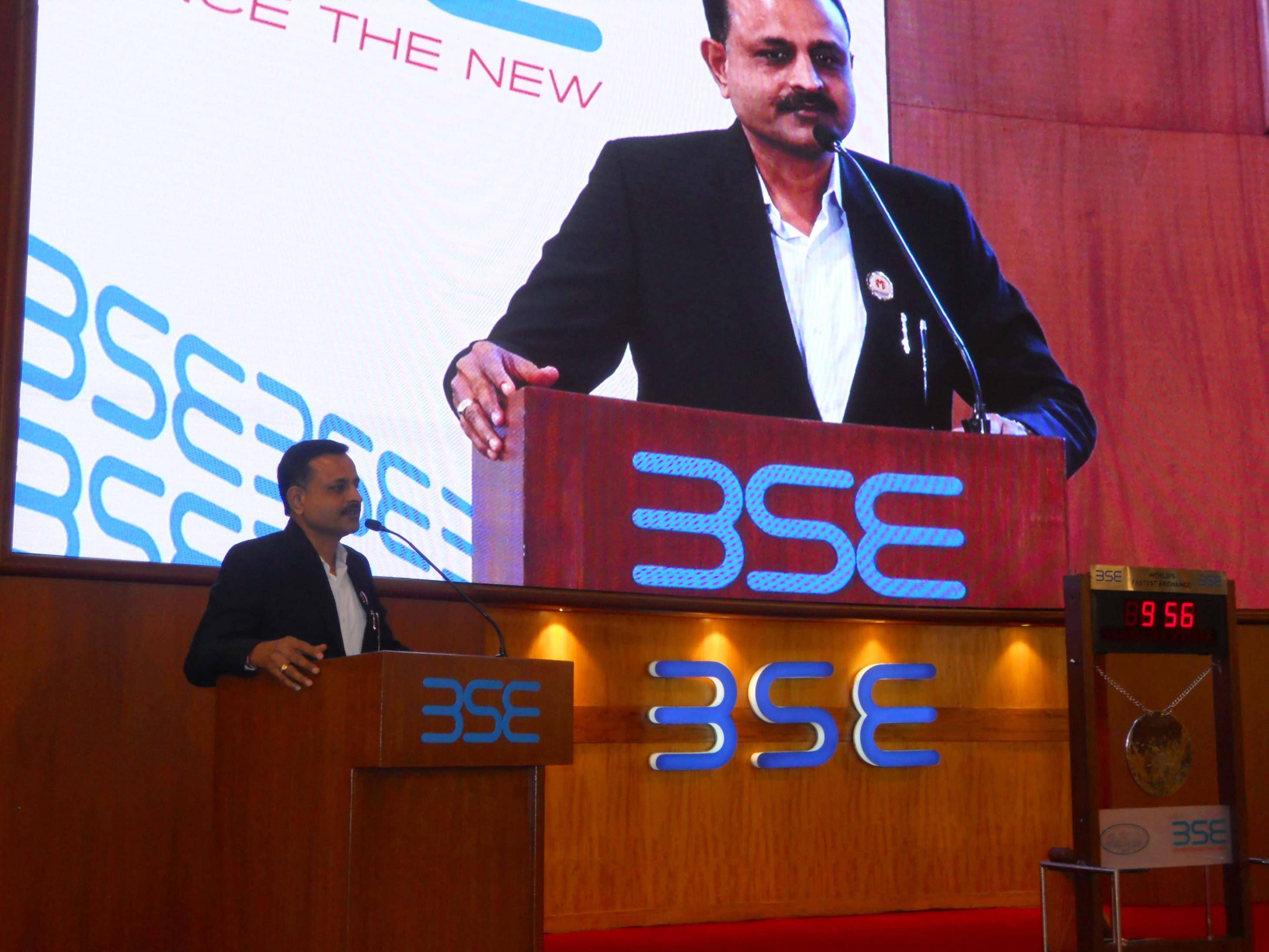 Launch of BSE Copper Contract