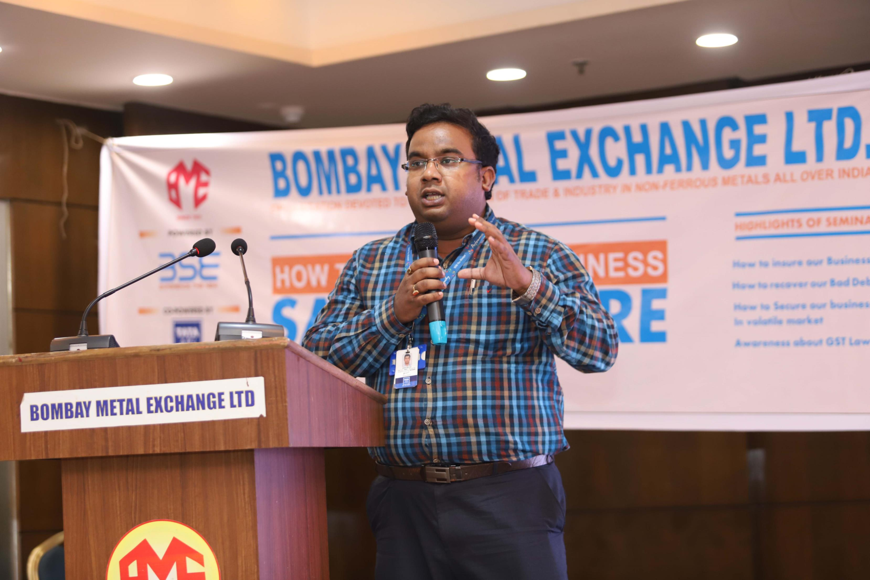 Seminar How to make Business Safe & Secure
